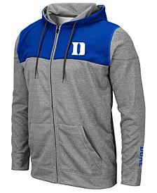 Men's Duke Blue Devils Nelson Full-Zip Hooded Sweatshirt