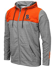 Men's Syracuse Orange Nelson Full-Zip Hooded Sweatshirt