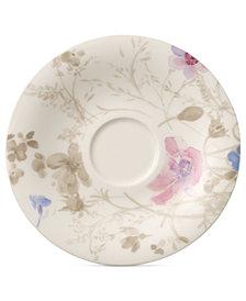 Villeroy & Boch Dinnerware, Mariefleur Gris Tea Saucer