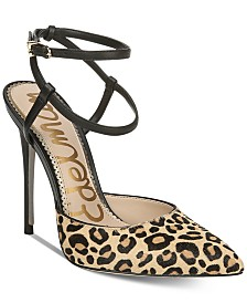 Sam Edelman Deanna Strappy Pumps