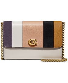 Patchwork Stripes Marlow Crossbody