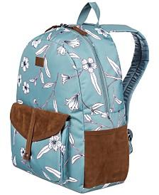 Roxy Caribbean Printed Backpack