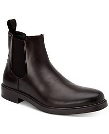 Calvin Klein Men's Fenwick Dress Casual Chelsea Boots
