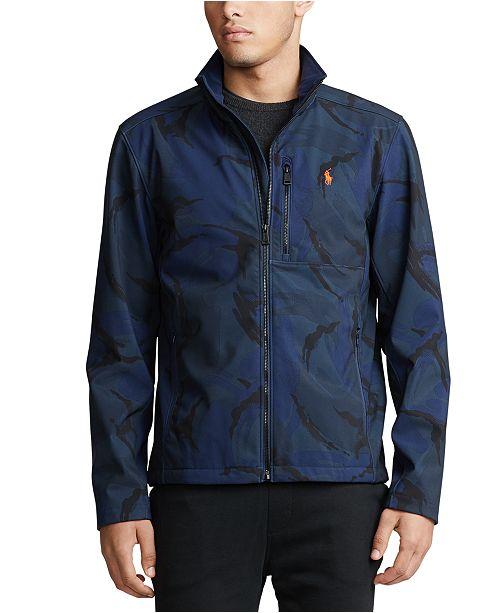 Polo Ralph Lauren Men's Unlined Barrier Jacket