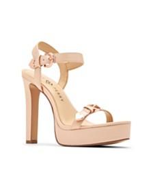 Katy Perry Noelle Platform Dress Sandals