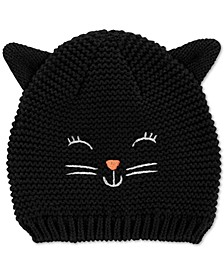 Baby Girls Cat Hat