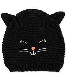 Carter's Baby Girls Cat Hat