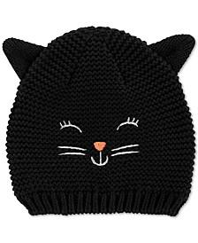 Carter's Baby Girls Cat Hat
