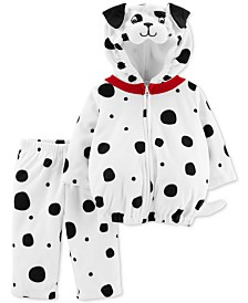 Carter's Baby Boys & Girls 2-Pc. Little Dalmatian Costume