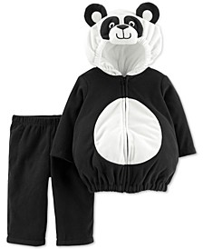 Baby Boys & Girls 2-Pc. Little Panda Costume