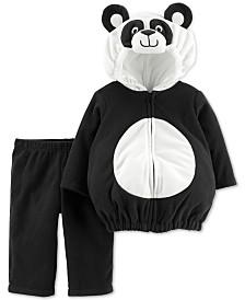 Carter's Baby Boys & Girls 2-Pc. Little Panda Costume