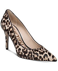 Margie Pointed-Toe Pumps
