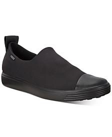 Ecco Women's Soft 7 Gore-Tex Waterproof Slip-On Sneakers