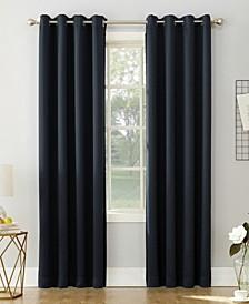 "Saxon 54"" x 84"" Blackout Curtain Panel"
