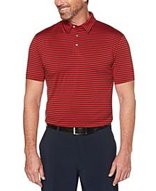 Men's Feeder Striped Polo