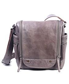 Rock Hill Leather Crossbody Bag