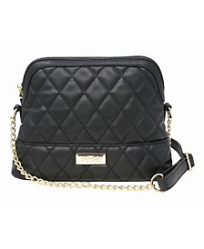 Bebe Winne Dome Crossbody