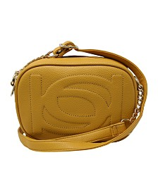 Bebe Poppy Camera Crossbody