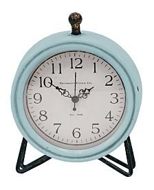 Stratton Home Decor Dixie Table Clock