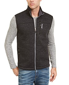 Men's Elizabeth Sherpa Back Vest