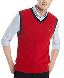 Tommy Hilfiger Men's Jack V-Neck Sweater Vest