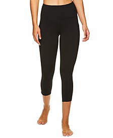 Om Sienna High-Rise Capri Leggings