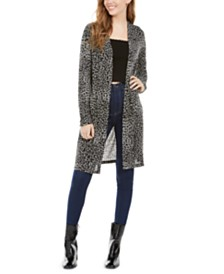 BCX Juniors' Duster Cardigan