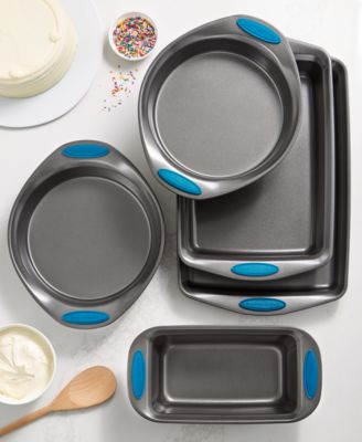 Rachael Ray Yum-o! Nonstick Oven Lovin' 5-Pc. Bakeware Set, Created for Macy's