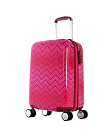 """Olympia USA T-Line 25"""" Hardcase Mid-Size Spinner"""