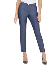 Tommy Hilfiger Straight-Leg Pants