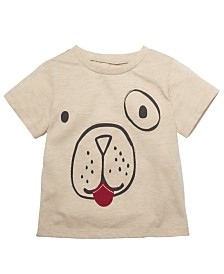 First Impressions Baby Boys Doggy T-Shirt, Created for Macy's
