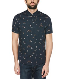 Original Penguin Men's Homecoming Graphic Shirt