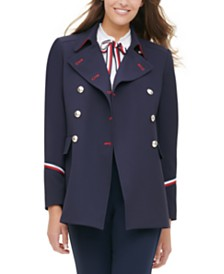 Tommy Hilfiger Double-Breasted Jacket
