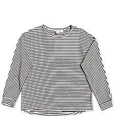 Roxy Little & Big Girls Striped Top