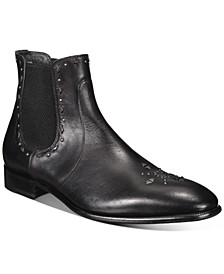 Men's Studded Chelsea Boots