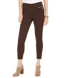 Tommy Hilfiger Sateen Ankle Pants