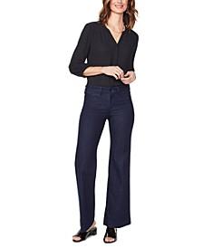 Teresa Wide-Leg Jeans