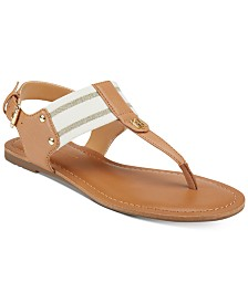 Tommy Hilfiger Women's Lenrick Flat Sandals