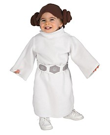 BuySeasons Star Wars Classic Princess Leia Infant-Toddler Child Costume