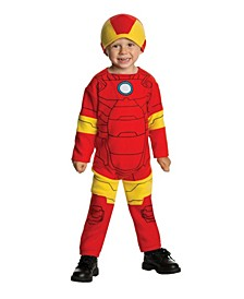 Iron Man Infant-Toddler Costume