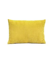 Stratton Home Decor Cordoroy Lumbar Pillow