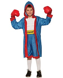 BuySeasons Boy's Boxer Child Costume