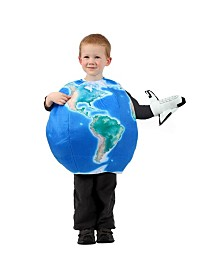 BuySeasons Child Earth In Space Costume