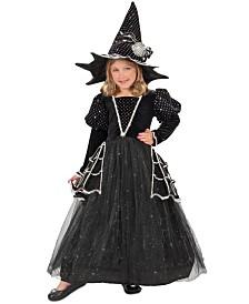BuySeasons Girl's Diamond Witch Child Costume