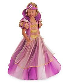 Big Girl's Princess Amanda Child Costume