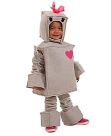 Baby Girl's Rosalie the Robot Costume