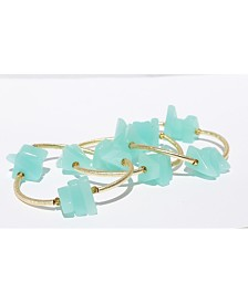 Michael Gabriel Designs Illuminate Barre Stack Bracelet