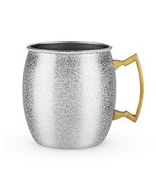 Blush Comet Glitter Moscow Mule