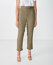 Ava Tapered Pant