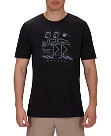 Men's Flamingo Graphic T-Shirt